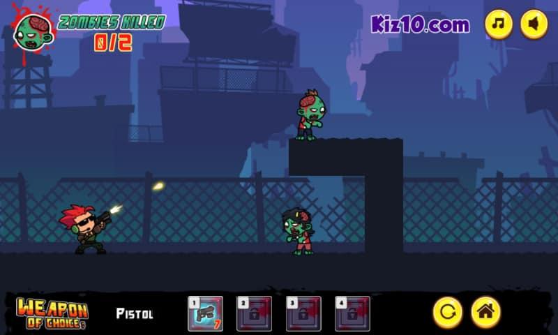 Zombie Schießspiele