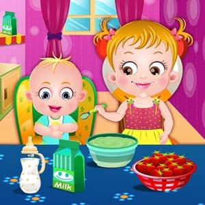 Baby Versorgen Spiele