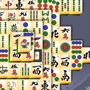 Majong Spiel